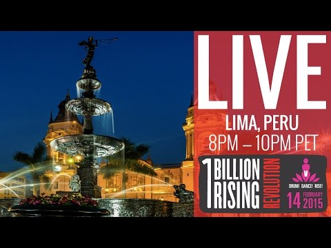 One Billion Rising Revolution: Peru