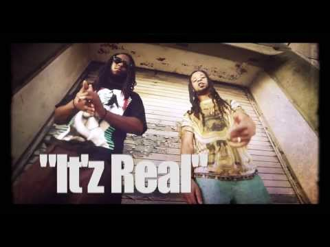 H.P.S.C. - It'z Real (Prod. By BOOMOnDaTRACK) [Unsigned Artist]