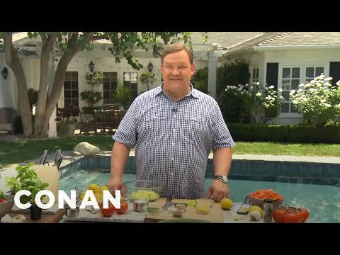 Andy Richter's Other TV Shows  - CONAN on TBS