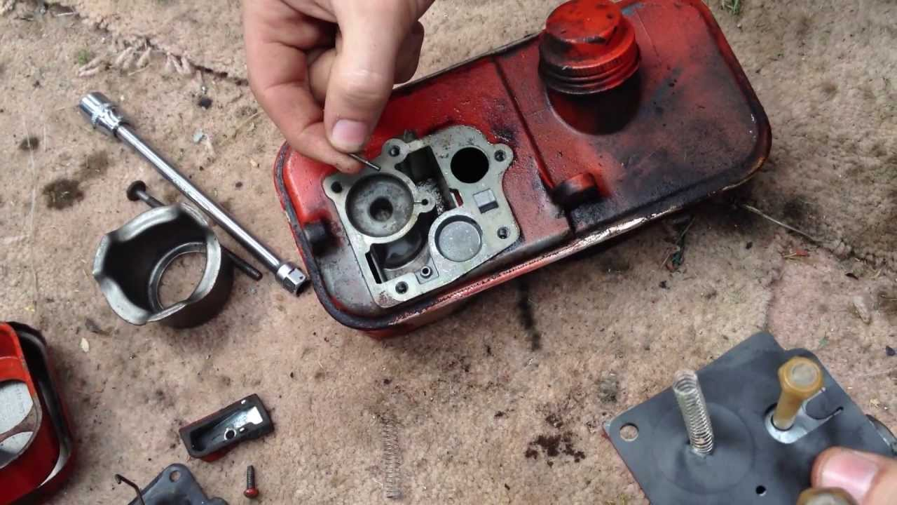 Briggs 3-4HP Auto choke Carburetor Diaphragm