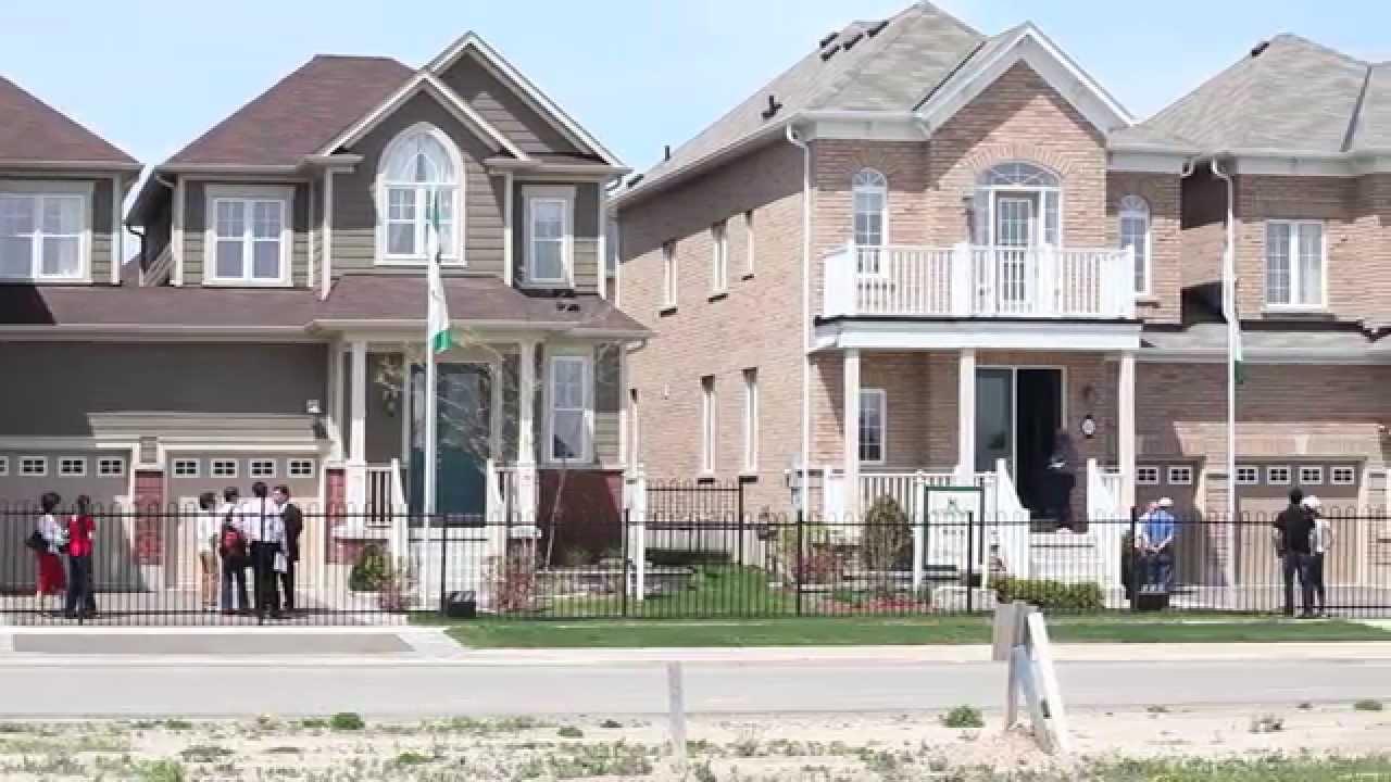 Rosehaven model homes brampton