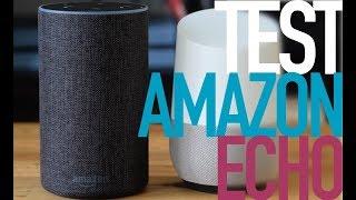Test Amazon Echo : Alexa en français meilleure que Google Home ?
