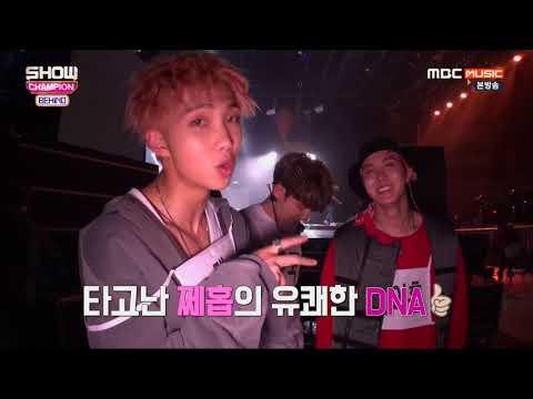 [ENG] 171003 BTS (방탄소년단) Behind @ Show Champion