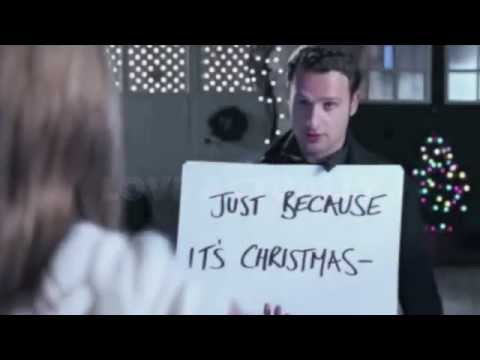 [Movies Love Quotes] LOVE ACTUALLY -