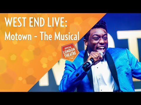 West End Live 2016 Motown The Musical
