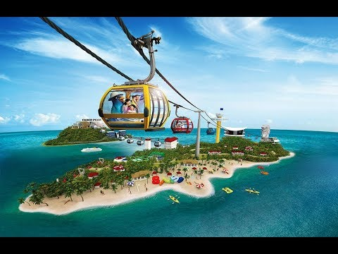 Singapore Cable Car Riding Experience