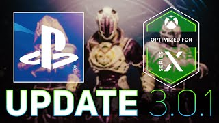 Trials Cancelled, Next Gen Update, & Iron Banner (Update 3.0.1) | Destiny 2 Beyond Light