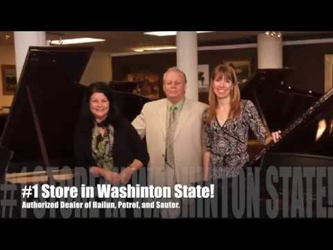 Interview with Terry Winstead-Sales Manager of Northwest Pianos