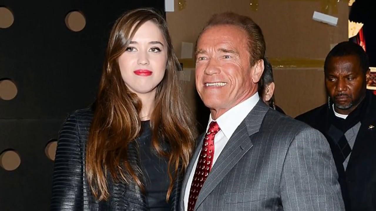Arnold Schwarzenegger's Daughter - 2017 (Christina Schwarzenegger)