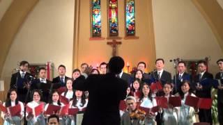 Vinh Danh Thiên Chúa - Ca Đoàn ĐMHCG Montréal, Canada