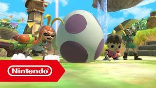 Super Smash Bros. Ultimate - The ULTIMATE spring update (Nintendo Switch)