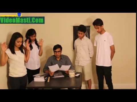 School Me Girls Ka Drama Aur Boys Ki funny video