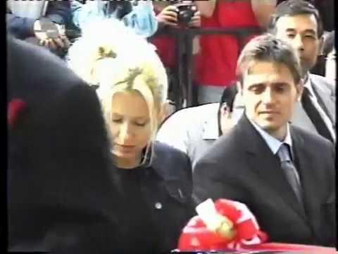 Oproštaj Dragana Stojkovića Piksija / Nagoya Grampus - Crvena Zvezda 6:0 (2001.)