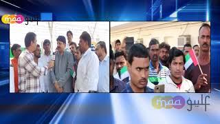 Dubai:Grand Celebrations of UAE National Day in Bu Haleeba workers camp