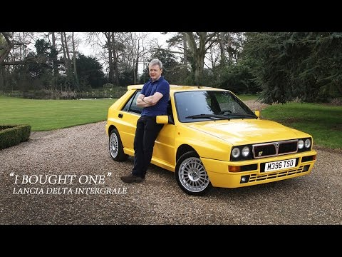 Lancia Delta Integrale Evo II – I Bought One | Rupert Matheiu