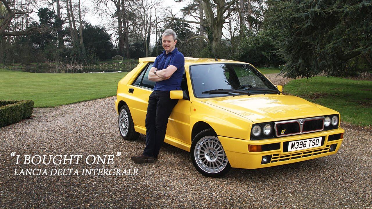 Lancia Delta Integrale Evo II - I Bought One   Rupert Matheiu