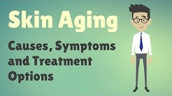 Skin Aging - Causes, Symptoms and Treatment Options