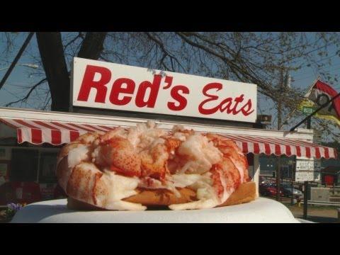 Red's Eats - Wiscasset, ME (Phantom Gourmet)