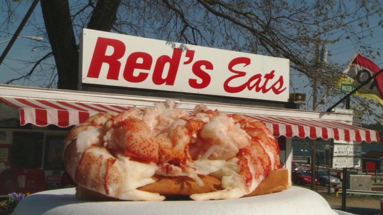 Red's Eats - Wiscasset, ME (Phantom Gourmet) - YouTube