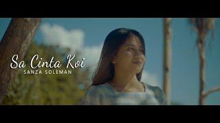 Download SANZA SOLEMAN - SA CINTA KO (OFFICIAL MUSIC VIDEO)