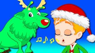 Groovy el marciano & Phoebe - Ayudando a Santa Claus a entregar los regalos de Navidad thumbnail