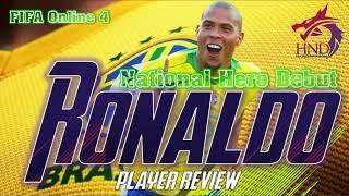 FO4 review   Ronaldo De Lima (NHD) - Người ngoài hành tinh