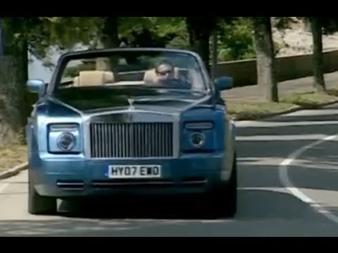 2013 Rolls Royce Phantom Drophead Coupe Commercial Carjam TV HD Car TV Show