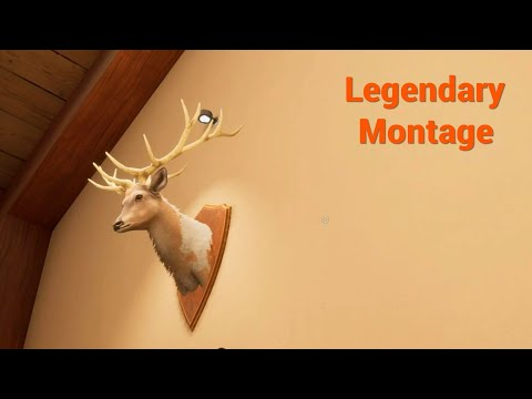 Legendary Montage Hunting Simulator 2  
