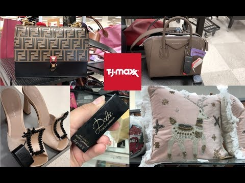 f90d4ead123836 TJMAXX SHOP WITH ME! HIGH END DESIGNER ITEMS! - YouTube