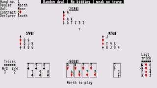 ATARI ST BRIDGE 2150 OR BRIDGE PLAYER GALACTICA Guardians of Logik Menu 34, The 19xxBald Eagle zip