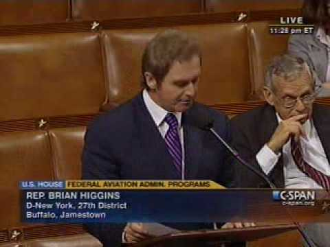 Rep. Higgins in Support of Aviation Safety Reforms