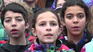 Enfants du monde pour un accord à Paris (COP21)