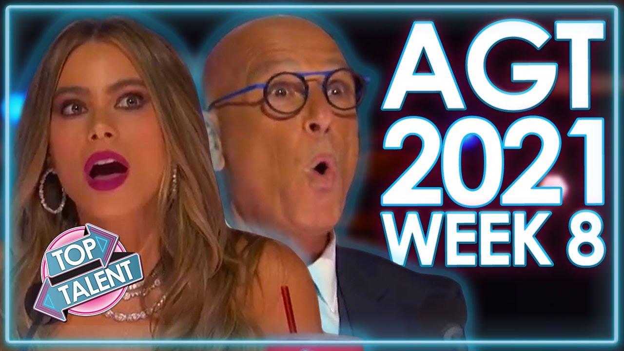 Download TOP 5 AMAZING Auditions On America's Got Talent 2021! | WEEK 8 | Top Talent