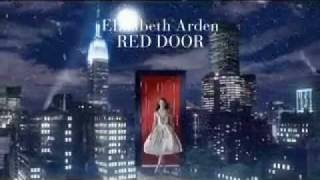 Mona Johanneson in Elizabeth Arden's Red Door commercial Thumbnail