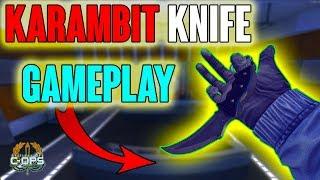 Critical Ops Update 1.0 NEW KARAMBIT KNIFE 120fps Gameplay