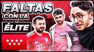 EPICO TORNEO DE FALTAS CON LA ÉLITE MADRID ft. Spursito x Vituber.