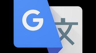 Google kääntäjä
