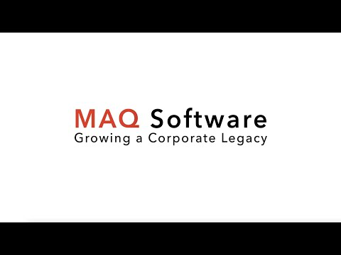 MAQ: Growing a Corporate Legacy