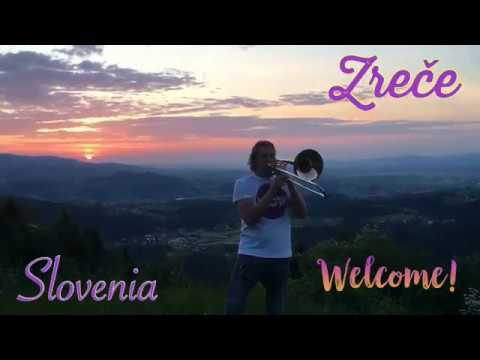 WOW air travel guide application Slovenia - Zreče