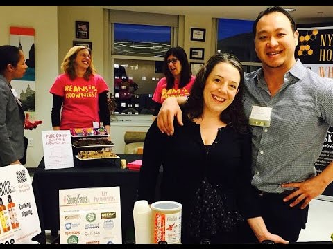 Food Innovators by Food-X Podcast Interview with Saucey Sauce Co-Founders Ken Huynh & Kate Forster