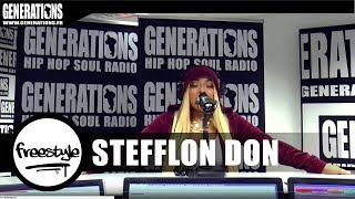 Stefflon Don Hurtin 39 Me feat. French Montana Live des studios de Generations.mp3