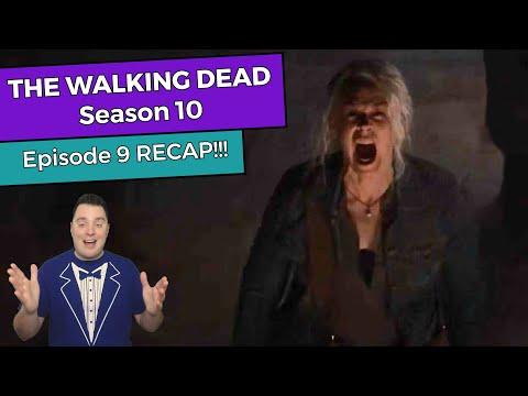 The Walking Dead: Season 10 - Episode 9 RECAP!!!