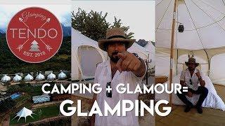Tendo Glamping - I´m a Glamper, not a camper...