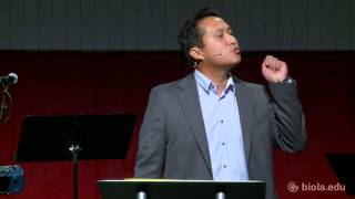 David Wang: Genesis 39: Joseph and Potiphar