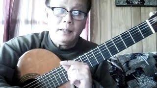 Đệm BOLERO - Rải Dây (Bao Hoang Guitar)