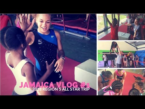 Jamaica Vlog: Day 1   So Eager To Learn  2018 Region 5 All Star Trip