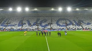 The Last Post At King Power Stadium | Leicester City vs. Arsenal