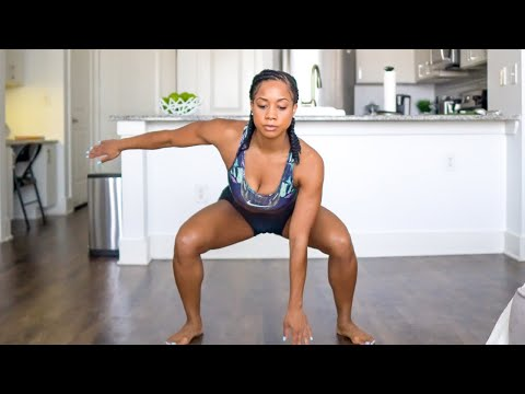 25 minute HIIT Workout  No Equipment Needed