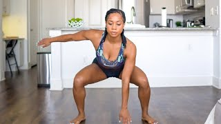 25 minute HIIT Workout| No Equipment Needed