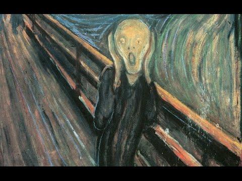 """""""L'Urlo"""" di Munch - Spiegazione del quadro"""